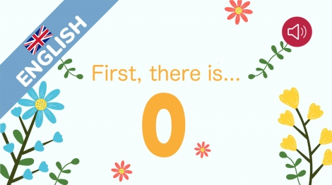 First, there is zero...